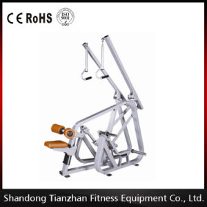 Plate Loaded Gym Equipment Lat Pulldown (TZ-5052) pictures & photos