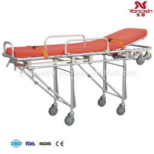 Hot Sale! Automatic Loading Ambulance Stretcher