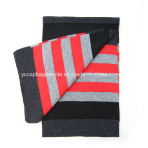 High Quality Custom Knitted Scarf pictures & photos