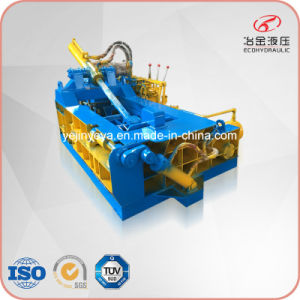 Ydf-130A Scrap Metal Steel Baling Machine with Integrated Design pictures & photos