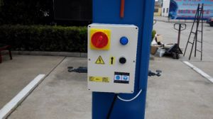 3.5t Garage Equipment Two Post Auto Lift Hydraulic Car Hoist pictures & photos