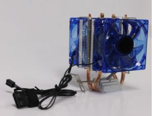LED CPU Cooling Fans for PC pictures & photos
