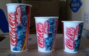 for Coca Cola Paper Cup Machine