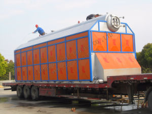6t/H Coal Fired Steam Hot Water Boiler (SZL) pictures & photos