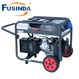 2kw-7kw Electric Power Portable Gasoline Generator Set for Sale pictures & photos