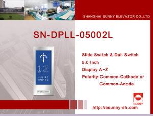 Otis Elevator Display (SN-DPLL-05002L) pictures & photos