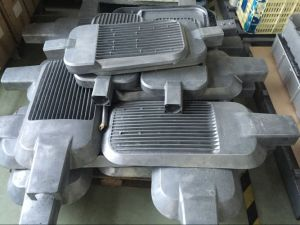 Auto Engine Spare Parts Weichai Die Casting Aluminum ISO 16949 pictures & photos