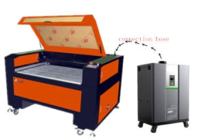 Laser Cutting Fume Clean System / Smoke Evacuator for Laser pictures & photos