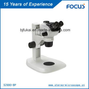 Easy to Use 0.68X-4.7X Laboratory Equipment for Stereo Microscope pictures & photos