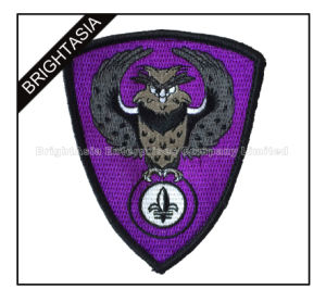 Supply Custom Embroidered Patches for Garments (BYH-10947) pictures & photos