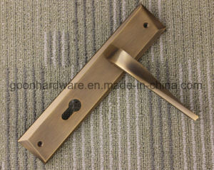 Zinc Door Handle - 713.254 pictures & photos