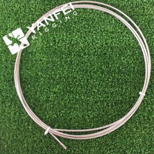 1*19 AISI316/304 Stainless Steel Wire Rope pictures & photos