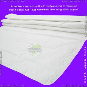Disposable Non-Woven Quilt pictures & photos