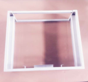 Precision Sheet Metal Fabrication for Frame (LFCR0059) pictures & photos