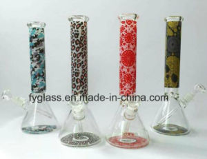 12inch Glass Smoking Water Pipe with Exclusive Manufacturer on Production pictures & photos