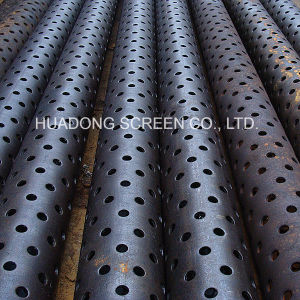 Stainless Steel Perforated Casing Pipe for Well Drilling pictures & photos