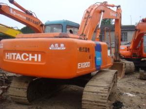 Philippines for Sale Original Japan Used Hitachi Ex200-2 Excavator