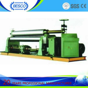 3 Rolls Small Sheet Roller Bending Machine pictures & photos