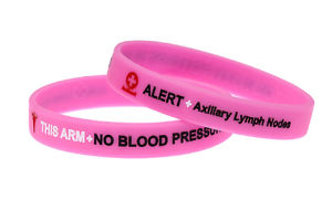 Customized Wholesale Colorful Printed Logo Silicone Wristband pictures & photos