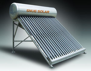 Solar Shower with Aluminium Stands pictures & photos