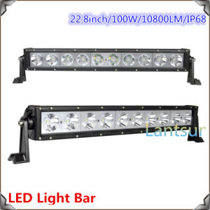 100W Flood LED Light Bar for 4X4 pictures & photos