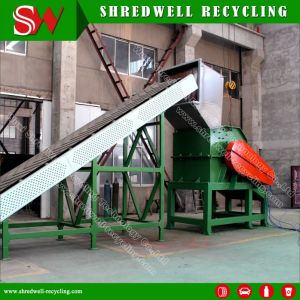 Scrap Metal Crusher for Waste Metal Drum and Steel Sheet etc pictures & photos