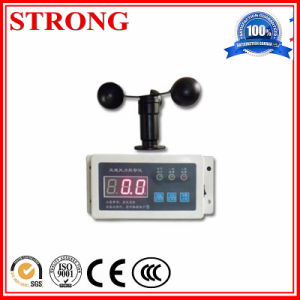Wind Anemometer of Tower Crane for Safety pictures & photos