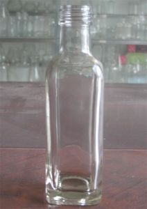 50ml Clear Glass Empty Miniature Spirit Bottles pictures & photos