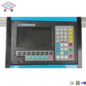 Mini CNC Plasma Cutting Machine with Znc-1500 pictures & photos