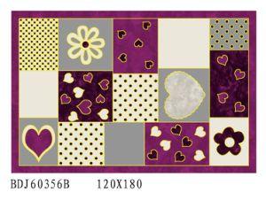 Foshan Hot Sale Flower Polished Porcelain Tile pictures & photos
