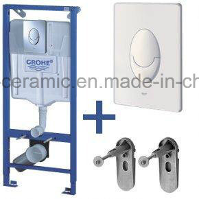 Ceramic Wall-Hung Toilet Bowl Square Washdown Toilet (ML-503) pictures & photos
