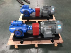 Three Screw Pump with Cheap Price pictures & photos