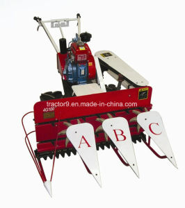 Mini Harvester, Small Reaper, Crop Harvester, Farm Harvester & China Harvester (4G-100) pictures & photos