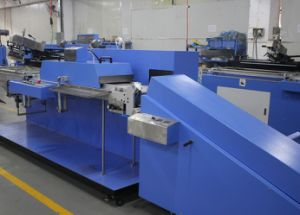 Single Color Garment Labels Automatic Screen Printing Machine for Sale pictures & photos
