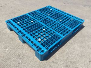 1200*1000 Recycle Material Plastic Pallet for Sale pictures & photos