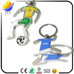 Blank Metal Alloy Sport Key Chain for Promotion Gifts pictures & photos