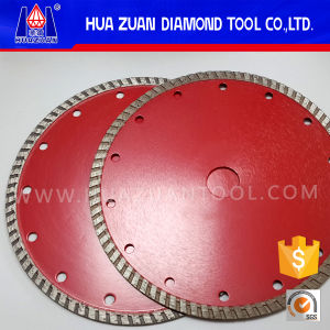 Professional Granite Diamond Cutting Saw Blade pictures & photos
