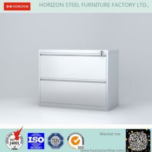 Steel Lateral Filing Cabinet with SGS TUV ISO