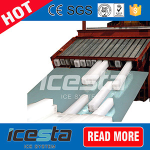 Industrial CE Approved Containarized Block Ice Machinery pictures & photos