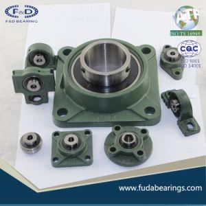 F&D Pillow block bearing P211 water pump bearing pictures & photos