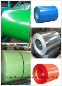 Prepainted/Color Coated Steel Coil / PPGI / PPGL Color Coated Galvanized Steel/Metal Roofing pictures & photos