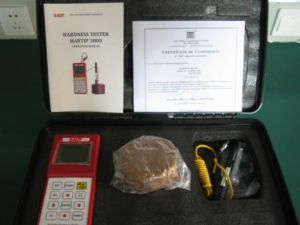 Portable Leeb Hardness Tester Hartip3000 with Probe E for High Hardness Range pictures & photos