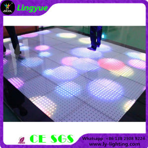 New 8X8 Pixels Interactive LED Dancefloor Stage Light pictures & photos