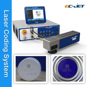 Non Contact Fiber Laser Printer with High Speed (EC-laser) pictures & photos
