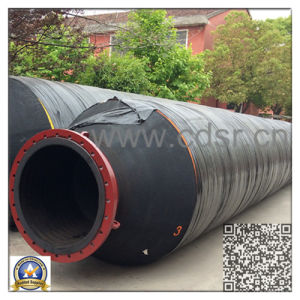Wholesale Similar Trelleborg Flexible Rubber Discharge Marine Floating Dredging Hose