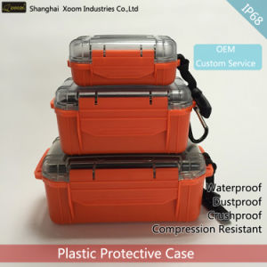 Clear Lid Waterproof Safety Box Special for Outdoor