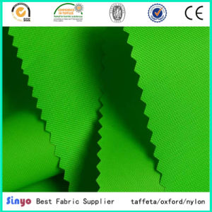 professional Supplier of 100% Polyester 420d PVC Coating Fabric pictures & photos