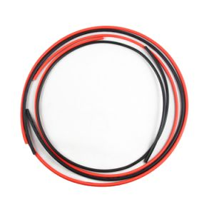 Mc4X6mm2 Solar PV Conductor Tinned Copper Wire Black&Red pictures & photos