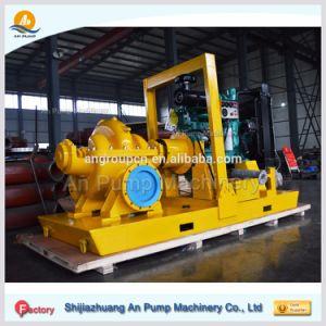 380V Large Volume Split Casing Irrigation Diesel Water Pump pictures & photos