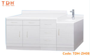 Dental Stainless Steel Cabinet Unit for Dental Clinic (TDH-ZH08) pictures & photos